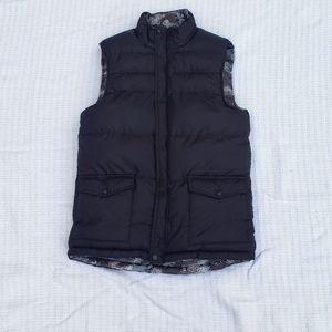 CHEROKEE Reversible puffer vest